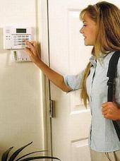 Система охранной сигнализации квартиры