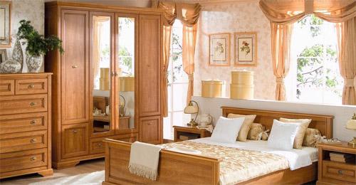 Фото-примеры спален