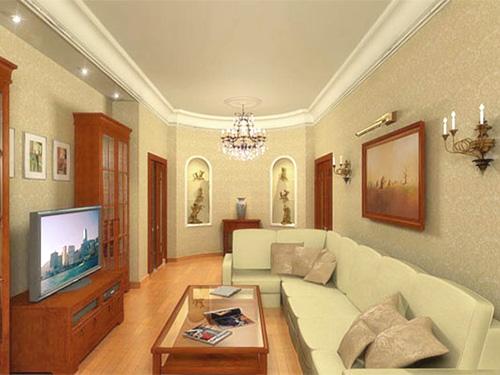 Модерн в дизайне квартиры