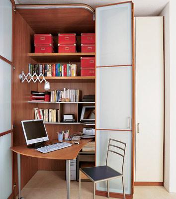 Шкафы в кабинет руководителя