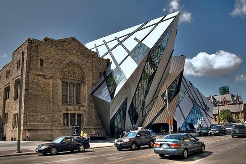 Роскошный Королевский музей Онтарио