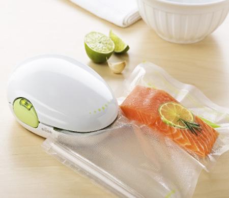 Пылесос для создания вакуумной упаковки в домашних условиях