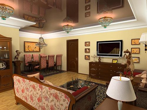 Идеи по освещению комнаты