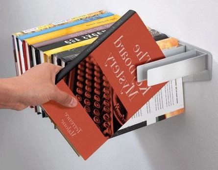 Воздушная библиотеку или висящие книги