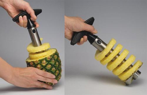 Нож-шампур для ананаса