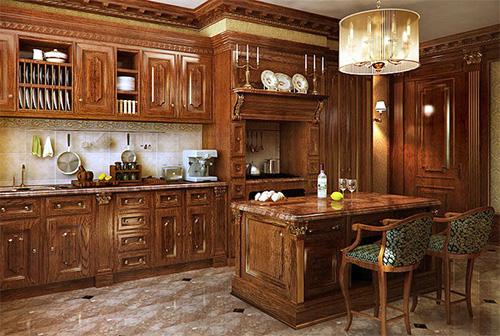 Визуализация будущего интерьера кухни, автор Станислав Орехов Россия