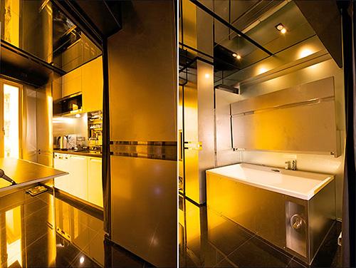 Ванная и кухня