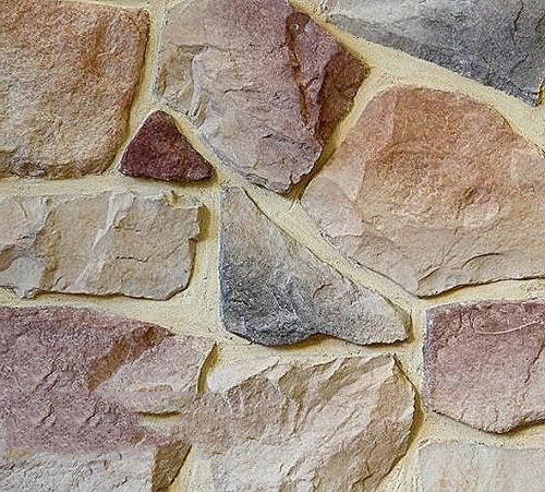 Искусственный камень для внутренних и внешних работ