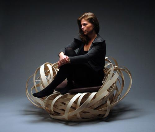 Кресло гнездо