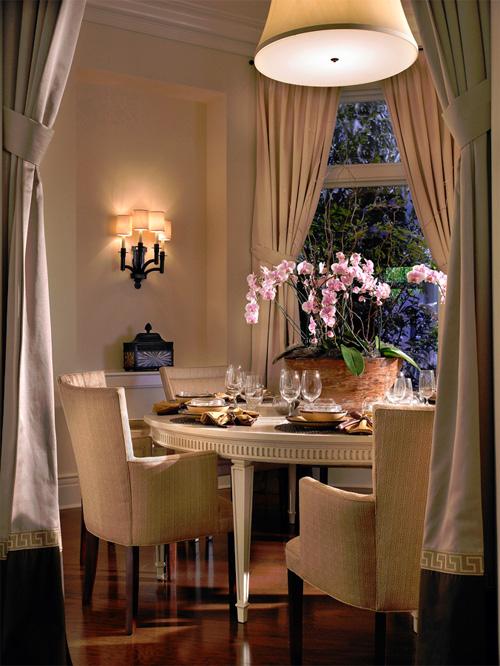 Хорошее освещение гостиной
