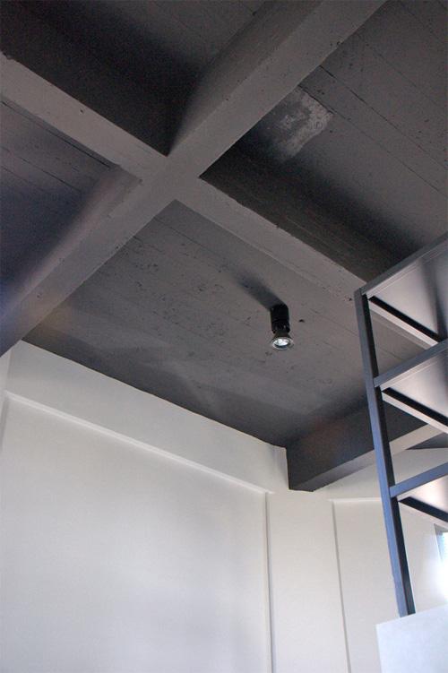 Отреставрированные бетонные перекрытия
