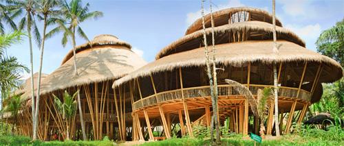 Центр зелёной школы на Бали