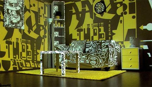 Проектируем комнату в стиле модерн