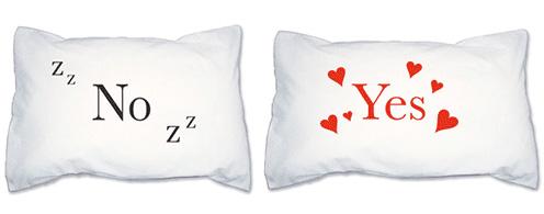 Наволочка для подушки: Да и Нет