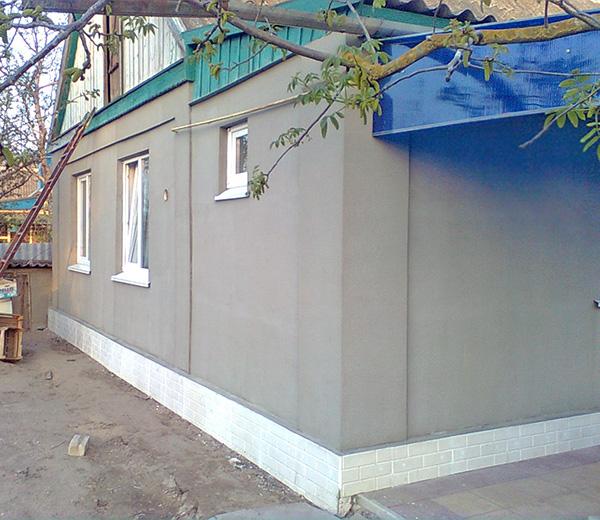 Что включает капитальный ремонт фасада