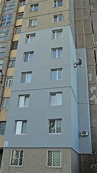 Утепление квартир в Херсоне пенопластом