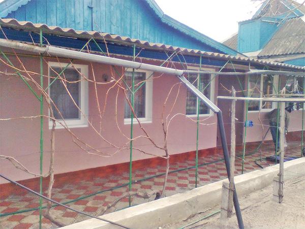 Утепление стен домов пенопластом по херсонской области
