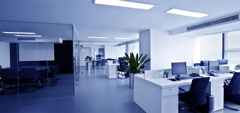 Чистый офис